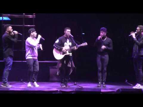 MiC Lowry- Heart Of Yours Young Voices 2015