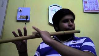 Mere bina main- Flute played by Saurabh Indoria.