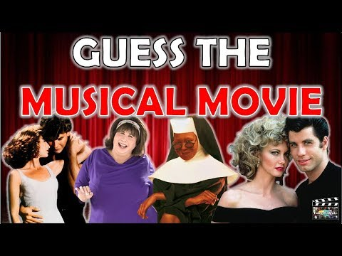 "Guess the ""MUSICAL MOVIE"" Challenge/Quiz/Test"