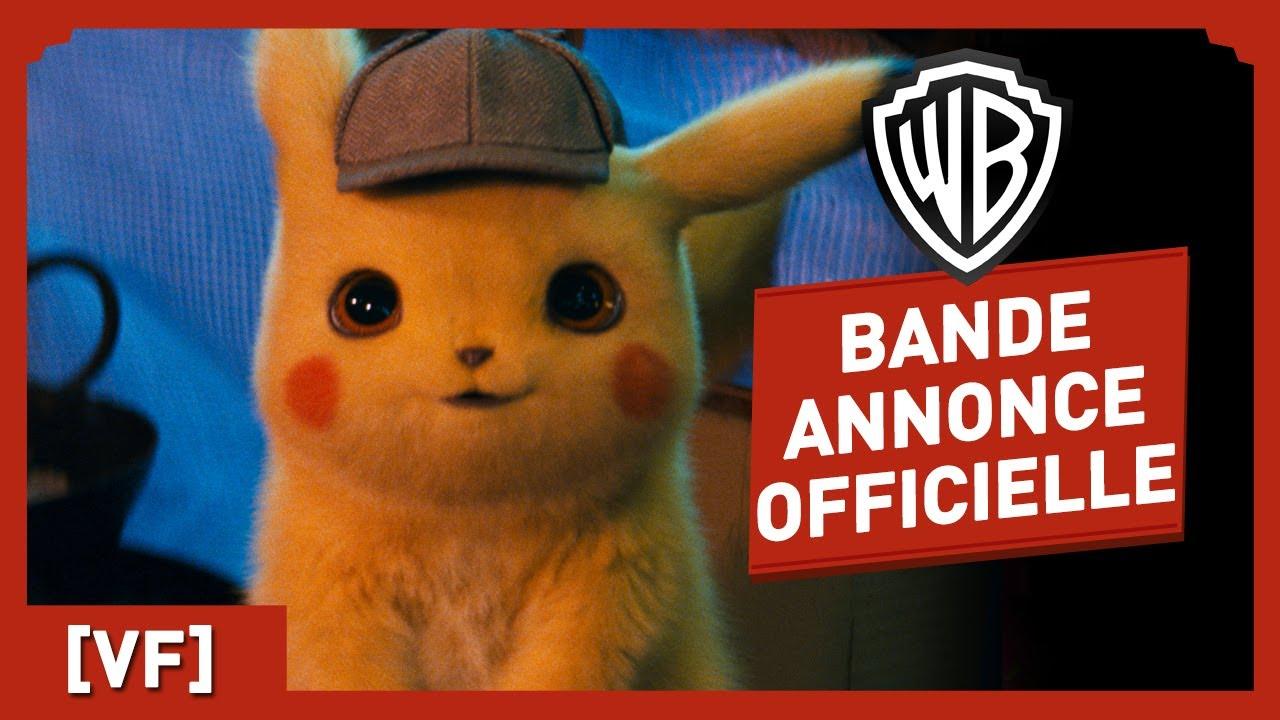 Détective Pikachu - Bande Annonce Officielle (VF)