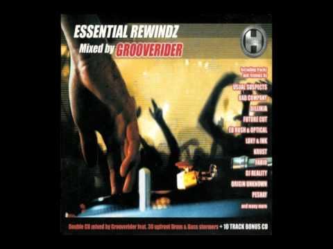 Renegade Hardware Essential Rewinds CD1  Grooverider (2000)