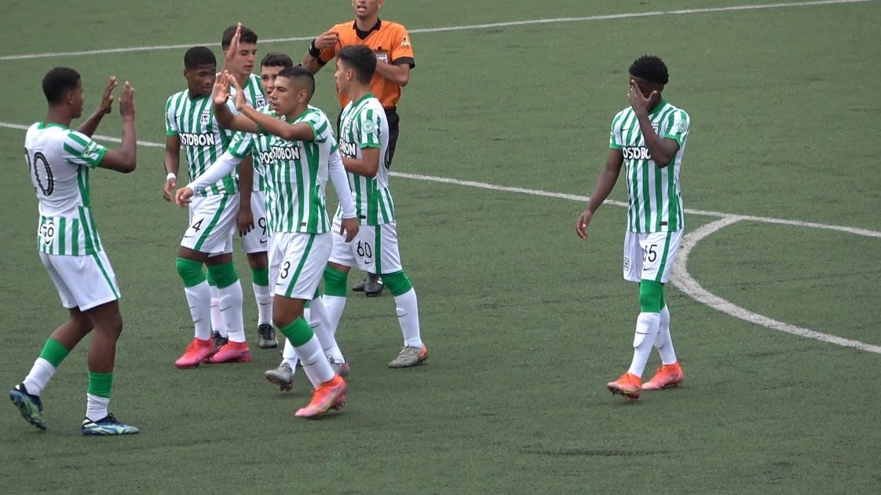 LAF SUB - 17:  Nacional 5 -  La Pantera 0. Goles y mejores jugadas...