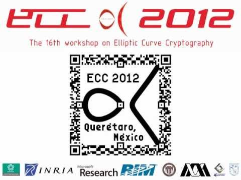ECC2012 - On the complexity of index calculus algorithms for ECDLP over composite fields