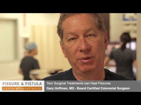 Non-Surgical Treatments for Anal Fissures in Los Angeles - Dr. Hoffman