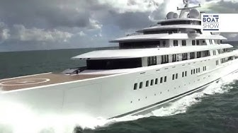"[ENG] LURSSEN ""AZZAM"" LARGEST LUXURY SUPERYACHT EVER - The Boat Show"