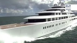 "[ENG] LURSSEN ""AZZAM"" LARGEST LUXURY SUPERYACHT EVER - The Boat Show"
