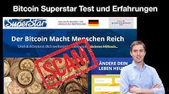 Ist Bitcoin Superstar Betrug? (Erfahrungen und Test) ❌
