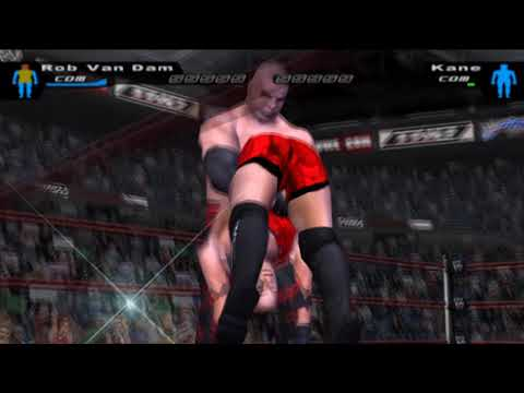 NEW Kane | Smackdown HCTP Ruthless Agression Patch Progress