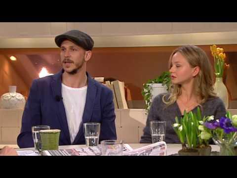Gustaf Skarsgård & Anna Åström   VI movie