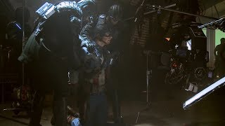 Captain America: The First Avenger | Behind the scenes #2