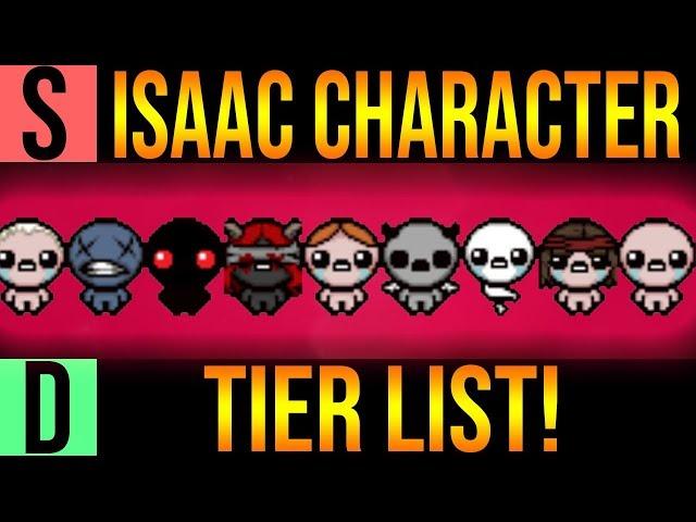 Darkest Dungeon Tier List 2020.Isaac Character Tier List Who S The Best