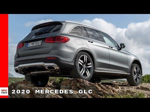 2020 Mercedes GLC