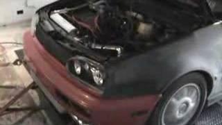 TEAM 1320 VR6 Turbo Jetta Dyno Vid