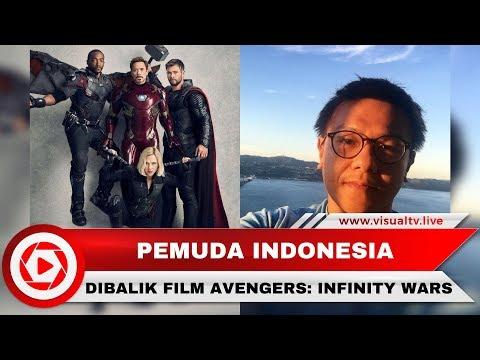 Denny Ertanto, Pemuda Indonesia di Balik Visual Efek Avengers: Infinity War