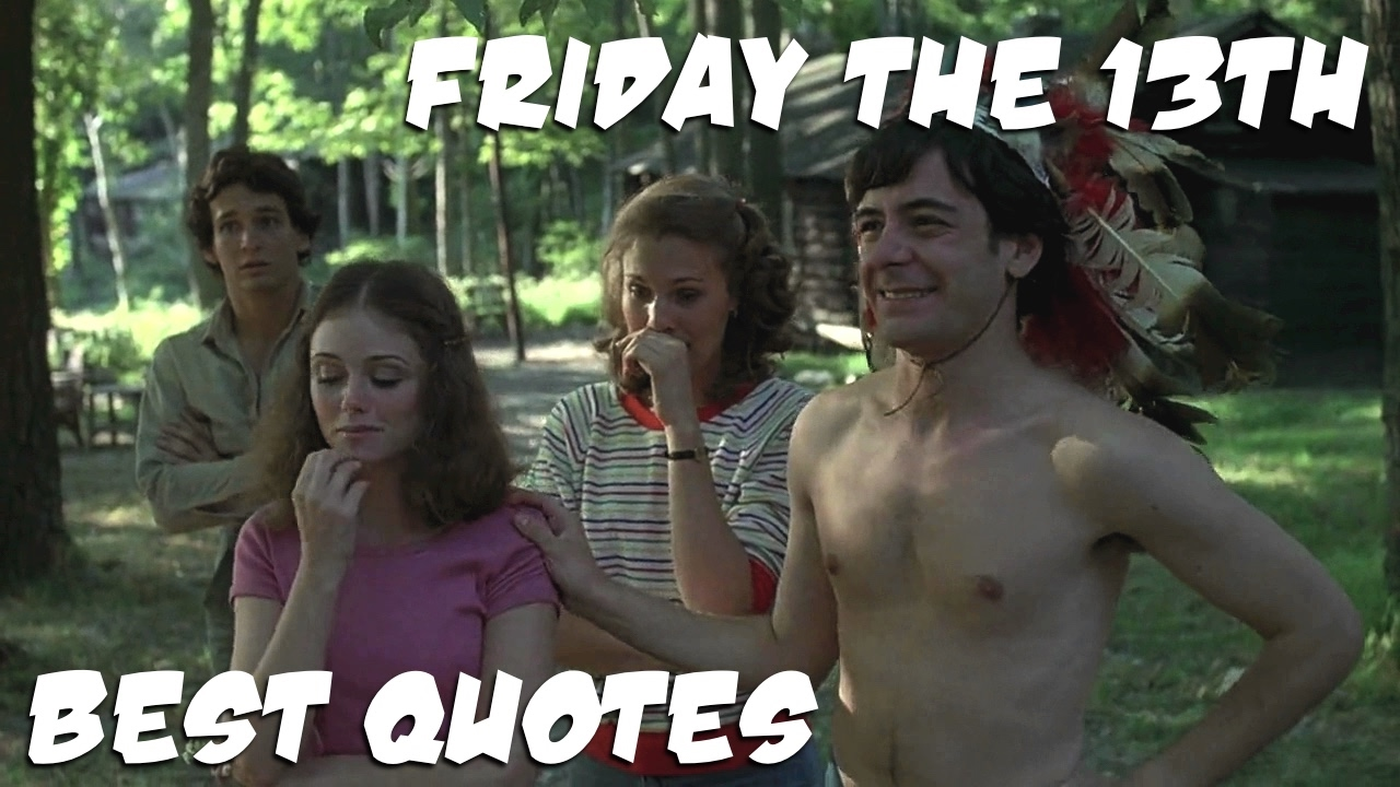 100 Ish Best Friday The 13th Quotes Youtube