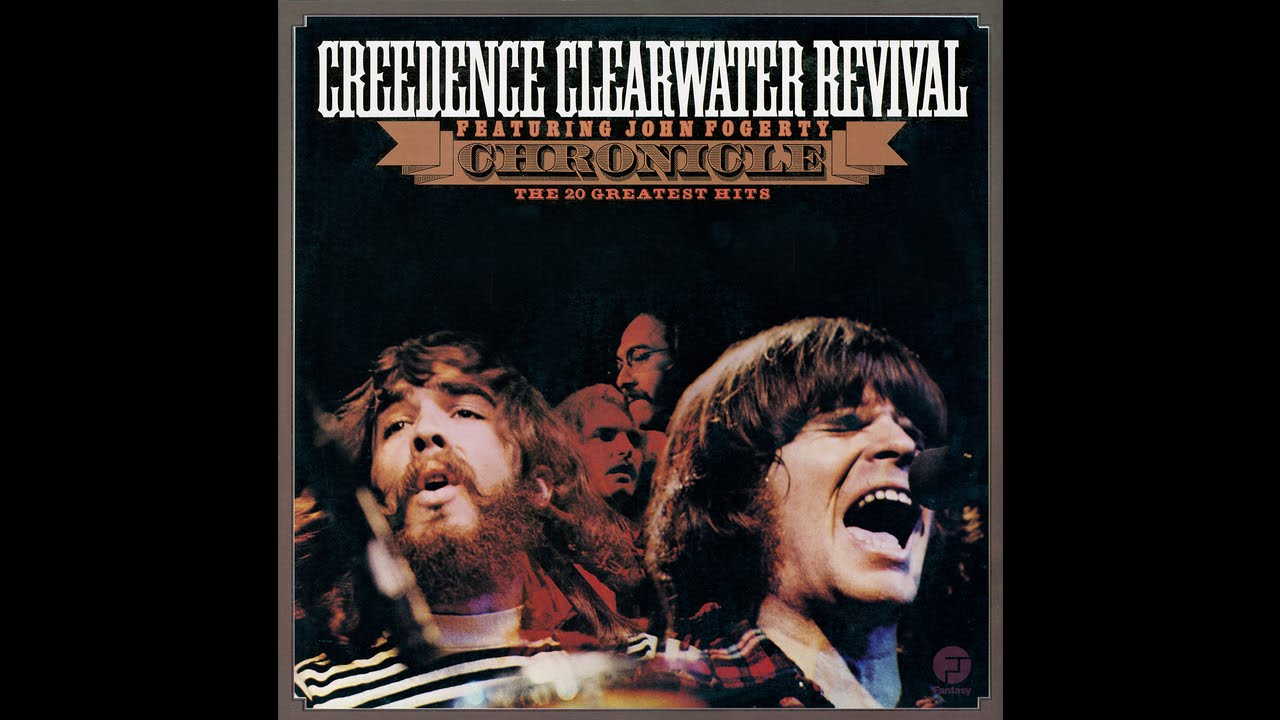 Creedence Clearwater Revival - Lookin Out My Back Door - YouTube