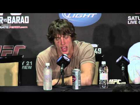 UFC 149: Post-Fight Press Conference Highlights
