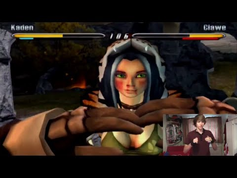 Gametrak: Dark Wind (PS2) Gameplay w/ FaceCam