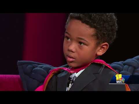 Baltimore boy to be on Little Big Shots