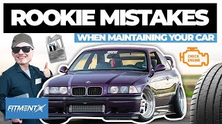 rookie-mistakes-maintaining-your-car