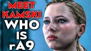 Detroit Become Human Who Is rA9 (Detroit Become Human Meet Kamski rA9)