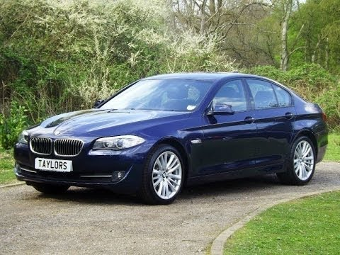 Bmw 520d Se Saloon Now Sold By Taylors Pitstop Garage In Horley West Sussex Youtube