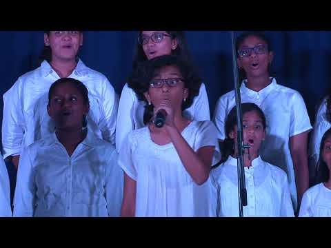 Sandra Oberoi and The Harmony Children's Chorus Bangalore