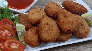 চিকেন কাটলেট | Chicken Cutlet | Homemade Chicken Cutlets Bangla Recipe by Cooking Channel BD.