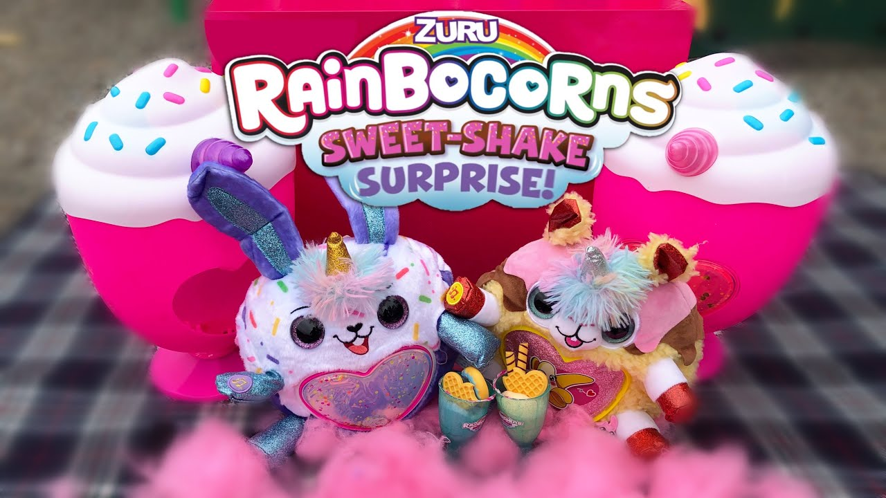 Rainbocorns Sweet Shake Surprise Bunnycorn Grape