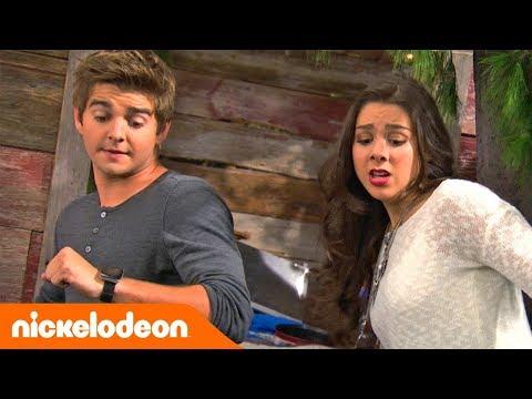 Грозная семейка | Прыжок доверия | Nickelodeon Россия