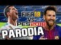 Canción Fifa 18 Vs Pes 2018 Parodia Krippy Kush
