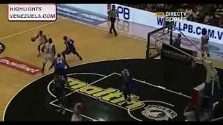 Highlights LPB 07/03 Trotamundos de Carabobo vs Guaros de Lara