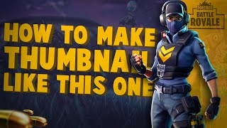 Fortnite Gaming Thumbnail