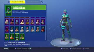 Swap account of Fortnite or seeing with Save the world and pass 5 full