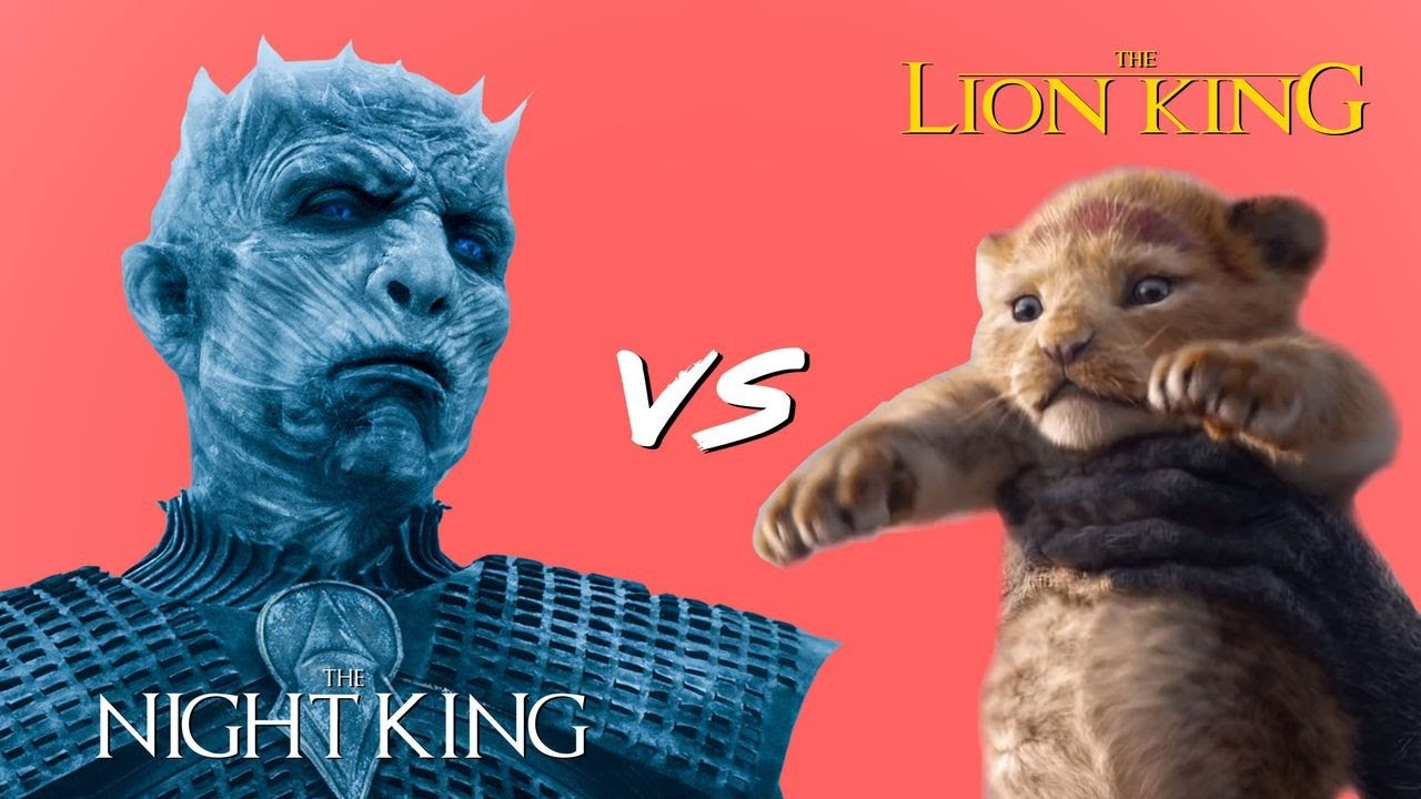 The Lion King vs. The Night King