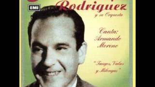 Tango Argentino Orquesta Enrique Rodriguez canta Armano Moreno