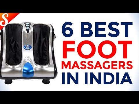 6 Best Foot Massagers in India with Price - YouTube
