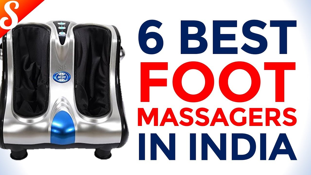 6 Best Foot Massagers In India With Price Youtube