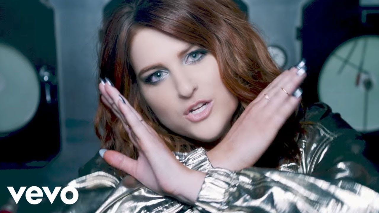 Meghan Trainor - NO (Official Music Video) #1