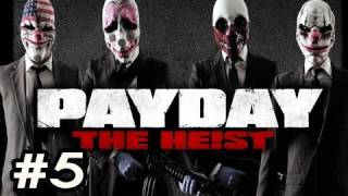 PayDay The Heist Ep.5 w/Nova, SSoH & Diction - Searching For A Prisoner
