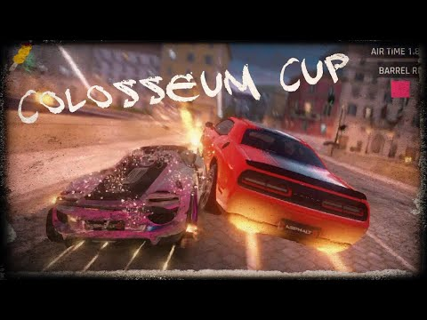 Asphalt 9    Colosseum Cup - 01:32:855    Limited Time Event - Solo
