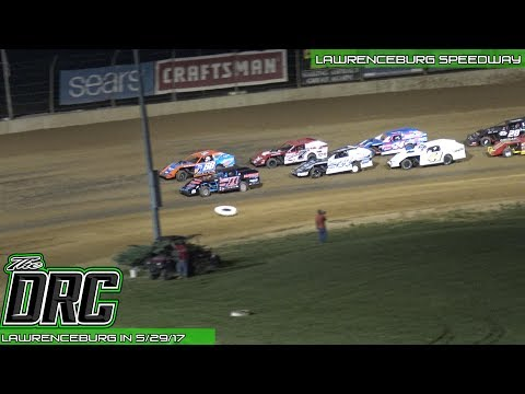 Lawrenceburg Speedway   5.29.17    Budweiser UMP Modifeds   Feature