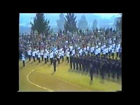 South African Police passing out parade July 1983 part 1