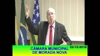 Cavalcante Jr Pronunciamento 22 12 16
