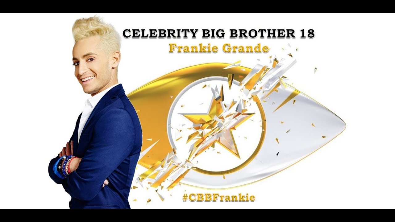 Frankie Grande in Celebrity Big Brother 18