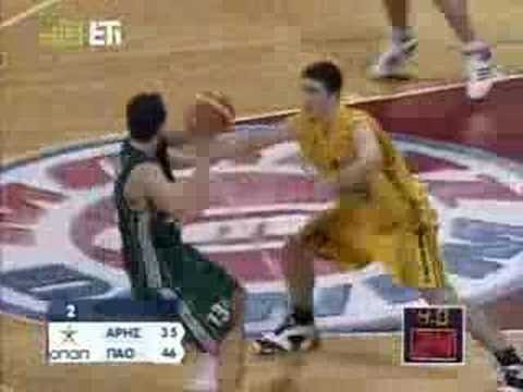 Aris-PANATHINAIKOS 60-96 PANATHINAIKOS Highlights