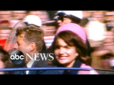 Intrigue still surrounds assassination of President John F. Kennedy
