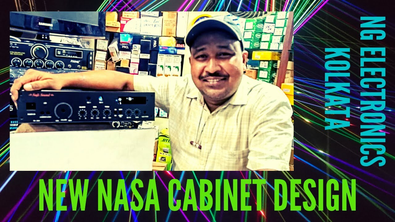 NASA CABINETS II LOW BUDGET METAL CABINETS II SHIELD AUDIO