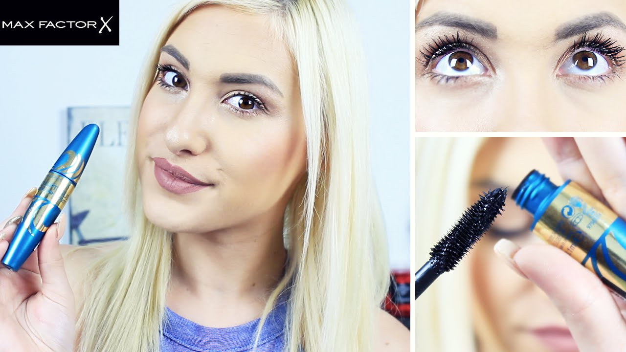 efa8c794e1b MAX FACTOR VOLUPTUOUS MASCARA // REVIEW + DEMO ♡ Stefy Puglisevich - YouTube