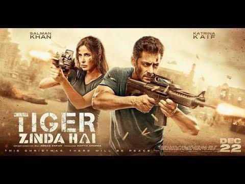 Zinda Hai - Sukhwinder Singh & Raftaar - Tiger Zinda Hai